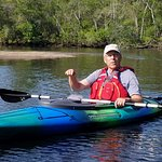 Kayaking on the Satilla River