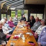 The Glen Senior Troupers .