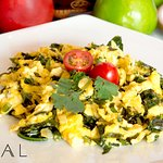 Huevos con Chaya