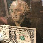 George Washington -- looks better on the dollar!