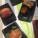 Foto van Green Sushi