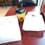 Simple breakfast items