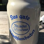 Brauerei Zehendner Mönchsambach