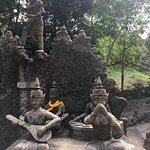 Foto de Secret Buddha Garden