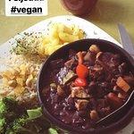 Feijoada vegana