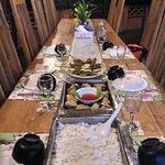 makan malamnya yang yahud