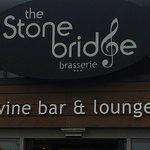 The Stonebridge Brasserie Sign