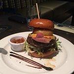 8oz Burger