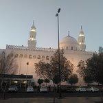 صورة فوتوغرافية لـ مسجد القبلتين