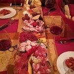 Il Barotto: Apericena spettacolare! Una delizia per il palato.buon vino.Da rifare prestissimo!!!!