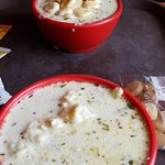 The house New England Clam Chowder