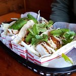Fish Tacos with haddock