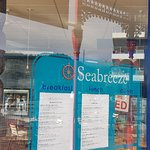 Foto de Seabreeze Cafe & Bar