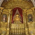 The exquisite altarpiece.