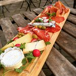Planchette charcuterie & fromage