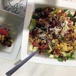 the MasaSoura salad