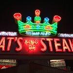 Foto de Pat's King of Steaks