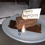 Absolutely wonderful evening, fabulous food and great service from Alleyn, as always!!! Highly r