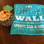 Bilde fra The Brick Wall Sports Bar & Grille