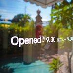 iRA spa & wellness Opened 9.30 am. - 9.00 pm.