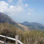 Nita Pass Lookout Deck Foto