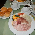 Bavarian Cold Cut breakfast - nothing else like it!