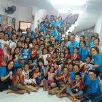 Orphanage visitation at Batam