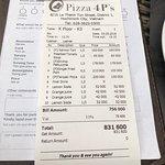 Pizza 4P's Foto
