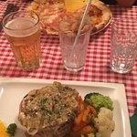 My Main meal Bistecca Mignon ..............