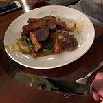 Beef was very tender & jus delicious