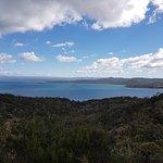 Photo de Vue sur la Baie de Wineglass
