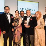 Winner for SME Coventry & Warwickshire Restaurant of the year 2017