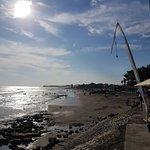 Photo de Canggu Beach