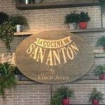 Foto de La Cocina de San Antón