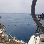 صورة فوتوغرافية لـ Santorini Cable Car