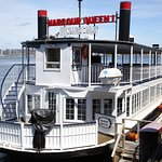 Harbour Queen docked at Murphy's on the Water