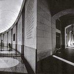 Interior and exterior, Reagan International Trade Center