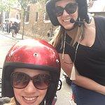 Cruising the city streets...