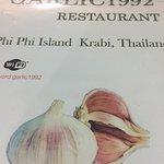 Garlic 1992照片