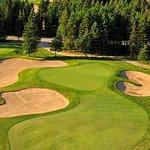 Foto de Le Geant Golf Course