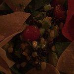 Salada à base de abacate