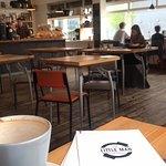 Bilde fra The Little Man Coffee Company