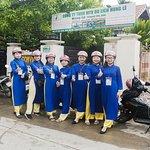 Hoian Motorbike Tour-Aodai Ridertour