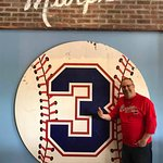 A visit to Sun Trust Park isn't complete without eats at Murph's before the game