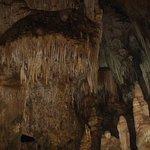 Interior da Caverna do Diabo