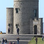 O'Brien's Tower, on the highest plot of ground, requires a nominal admission fee.