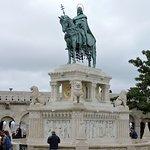 صورة فوتوغرافية لـ Statue of St Stephen
