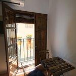 Balkon kamer 2