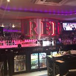 Red Bar and Restaurant Photo