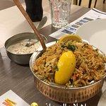 Taste of India Restaurant Foto